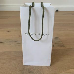 Van Cleef & Arpels Tall Shopping Bag